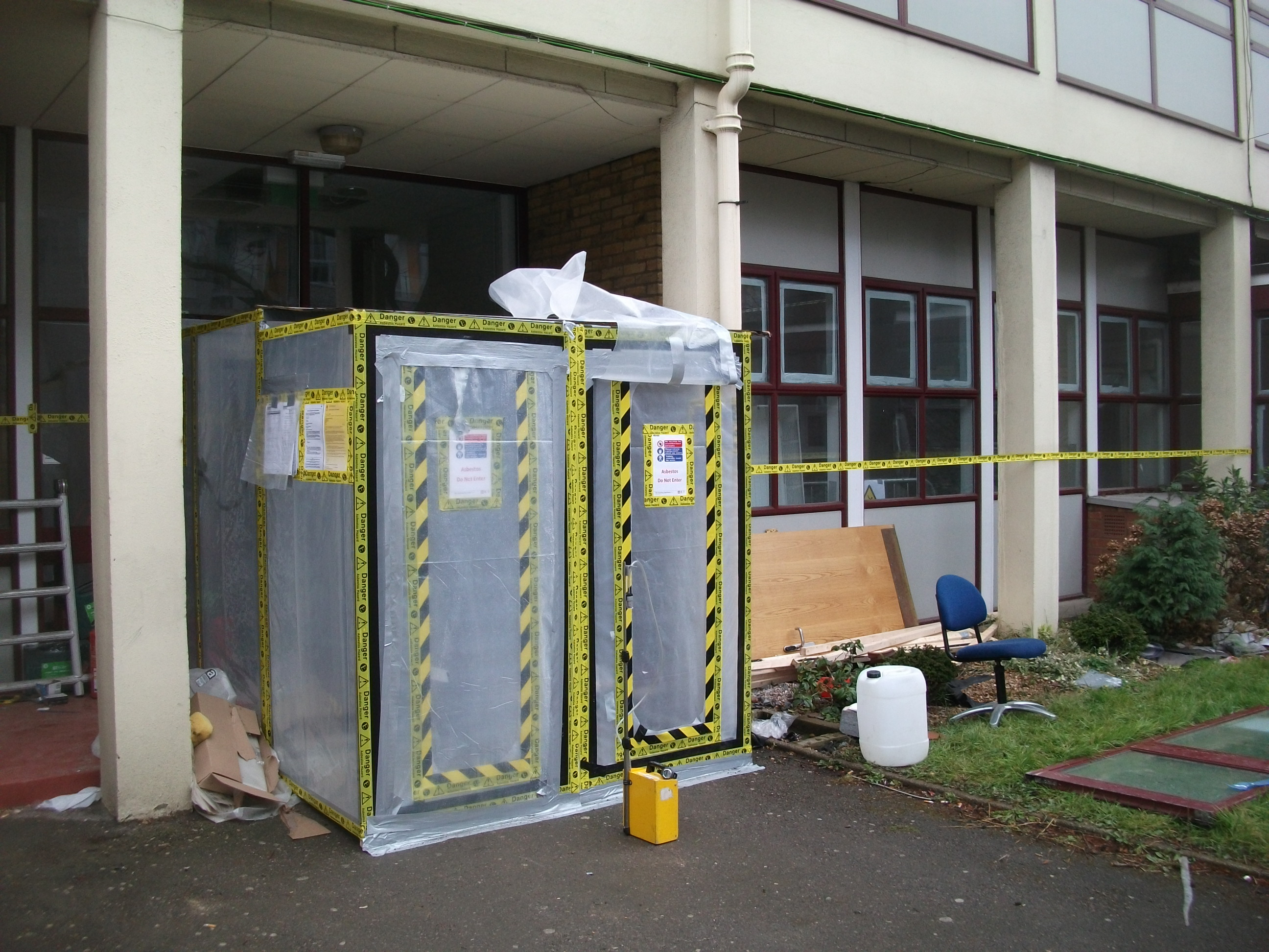 Asbestos Services Asbestos Removal Manchester Yorkshire